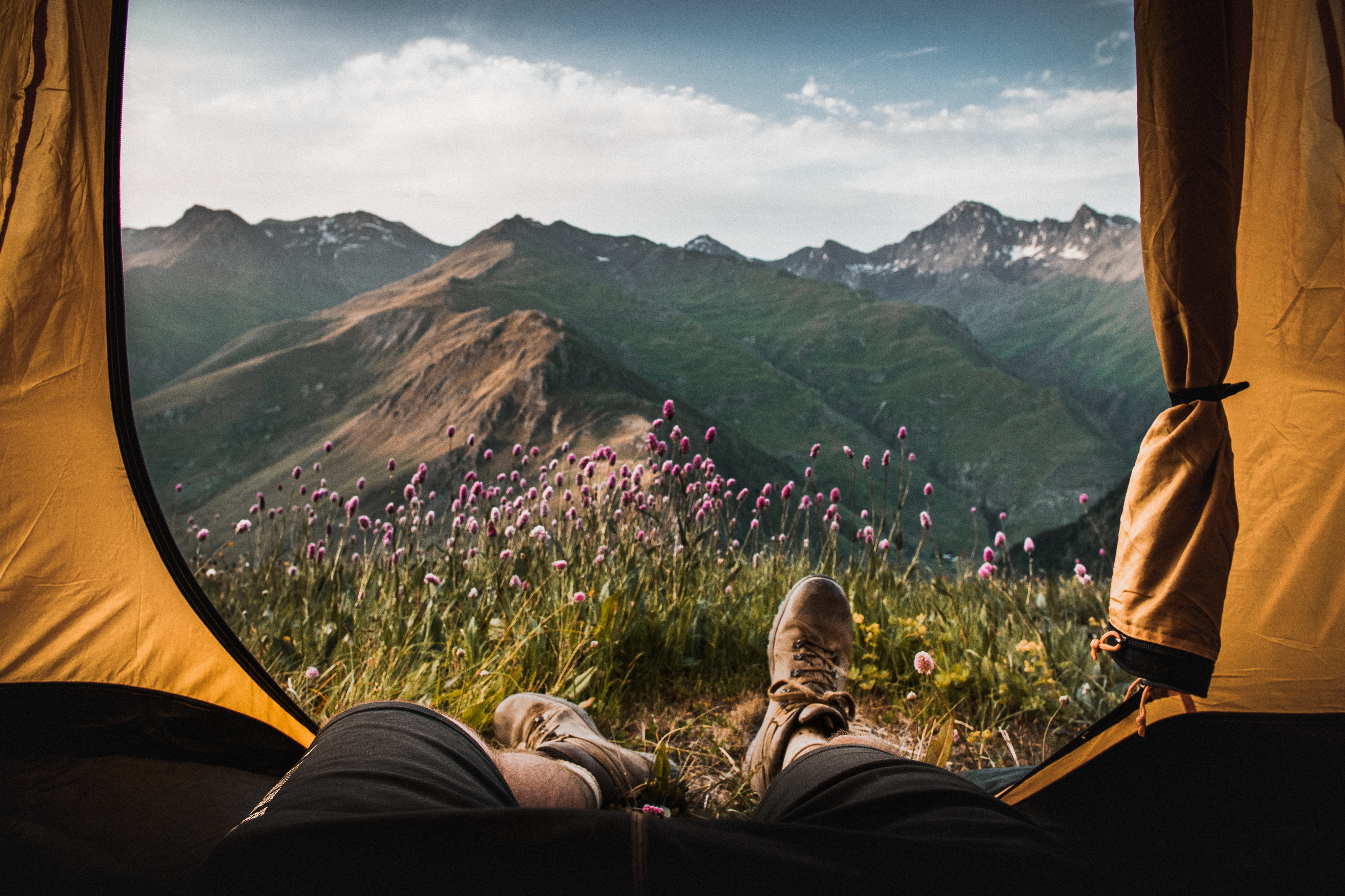 3 Best Places To Go Camping Around The World